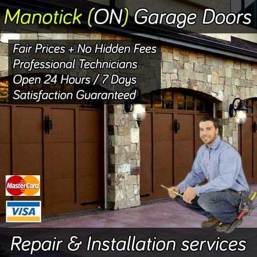 Garage Doors Manotick Ontario